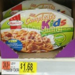 1.00/1 Kid's Compleats = 68¢ at Walmart!