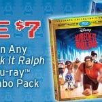 Scott – $7.00 Wreck-it Ralph Blu-ray Combo Pack