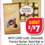 Lindt Chocolate Truffles 50¢ at CVS! **COUPON GONE**