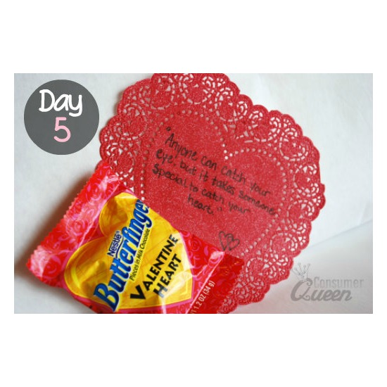 14 Days of Valentines Day 5 Valentines Heart Candy Idea