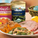 .50/3 Allen's or Princella + Basil and Pecan Sweet Potato Bake Recipe