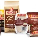 FREE Hinode Rice at Homeland!