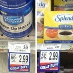 Check Your Homeland for 99¢ Maxwell House & Splenda!