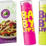 Target: Maybelline Baby Lips 99¢ & Stouffer's Salad Additions 89¢