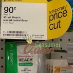 Reach Floss Just 40¢ at Target!