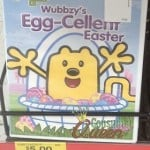 Wow Wow Wubbzy's Egg-Cellent Easter DVD Just 2.00 at Walmart!