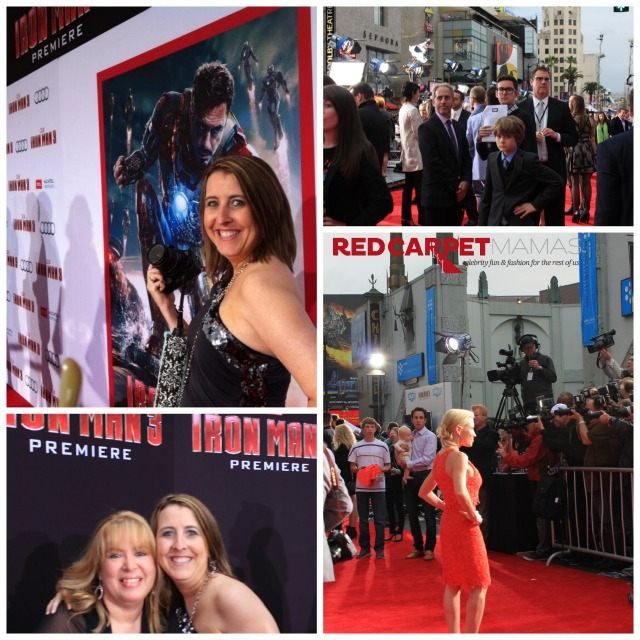Iron Man 3 Premier at El Capitan Theatre #IronMan3Event