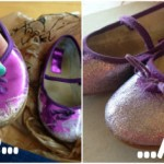 DIY: Give old shoes a fresh look!