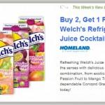 New Aisle50: Buy 2 Get 1 FREE Welch's Refrigerated Juice + FREE Nalgene Bottle