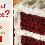 Duncan Hines Red Velvet Cake Mix 88¢ at Walmart