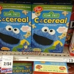 Metro Homeland/Country Mart FREE Post Sesame Street Cereal Thru Tomorrow (4/30)