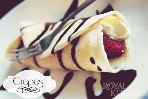 Crepes…they are easier to make than you think!