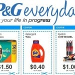 Join P&G Everyday And Print Coupons!