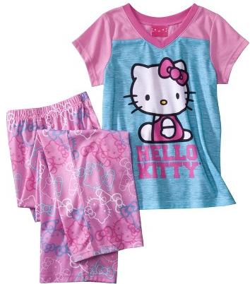 2a86830fa Target Daily Deal: Hello Kitty 2-pc Pajama Set Just $10 (or less) Shipped!