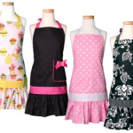 Sadie's Mother – Daughter Matching Aprons: Get Both For $25 Shipped!