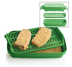 Tupperware Smart Prep System