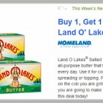 New Aisle50: BOGO Land O' Lakes Butter!