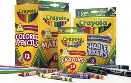 picture about Crayola Coupons Printable identify Crayola Discount coupons Out there Yet again - $10 within Printables!