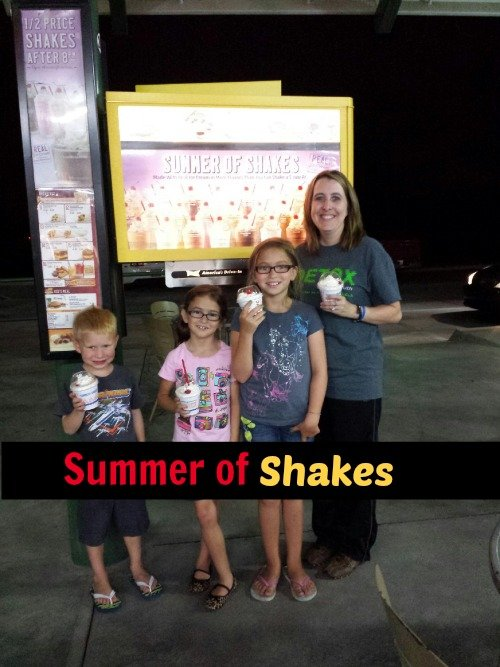 summer of shakes