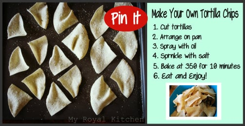 chips, how to make them