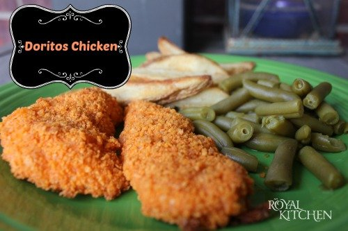 Doritos Chicken Recipe