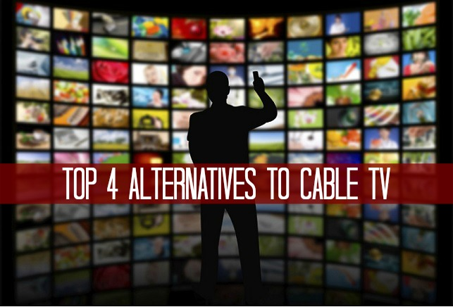 TOP 4 Alternatives to Cable!