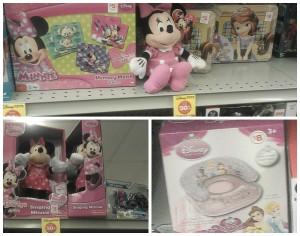 Disney Toy Family Dollar