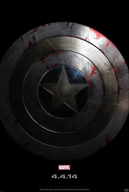 Captain America The Winter Soldier #CaptainAmerica