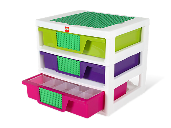lego 3 drawer storage bin only from 10 gc free legos free s h. Black Bedroom Furniture Sets. Home Design Ideas