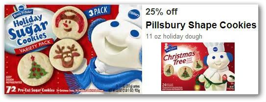 target pillsbury holiday cookie dough 88 after cartwheel