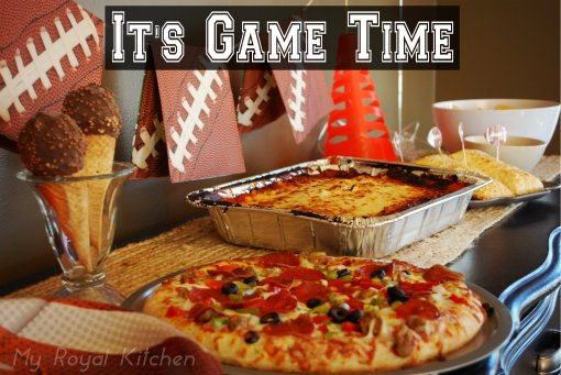 Get Ready,It's Game Time! #GameTimeGoodies #Shop