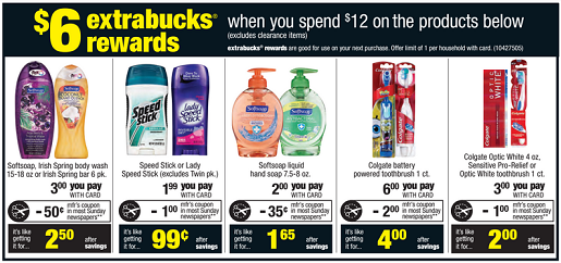 cvs_extrabuck_deals_colgate_soft_soap_speed_stick