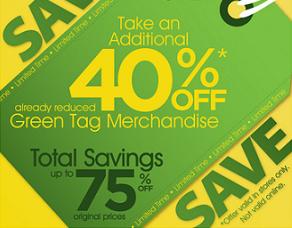 kirklands_green_tag_sale