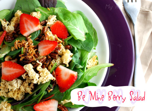 Be Mine Berry Salad
