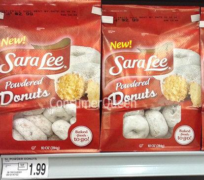 Coupon Reset: FREE Sara Lee Snacks at Homeland, $1.00 at Target!
