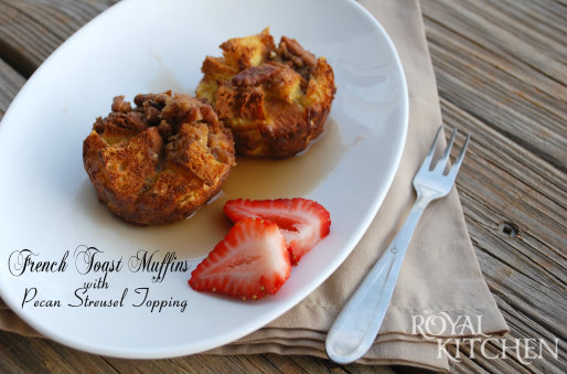 french toast muffins