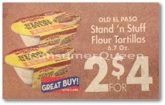 old el paso stand 39 n stuff tortillas 50 at metro homeland cm. Black Bedroom Furniture Sets. Home Design Ideas