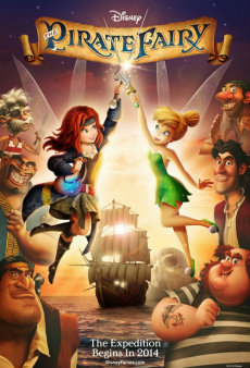 Disney's The Pirate Fairy, Movie Review!