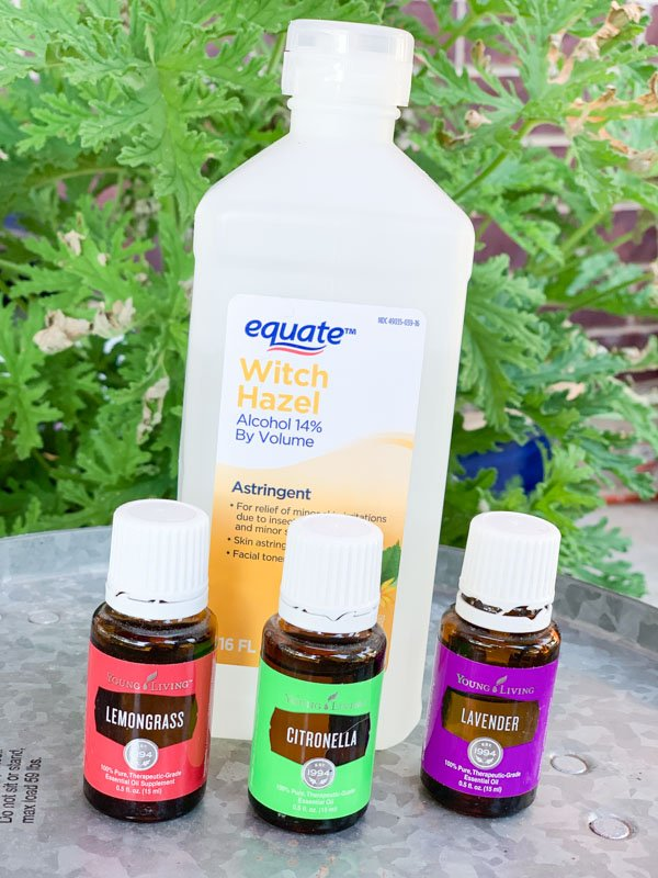 Homemade Mosquito Spray Products