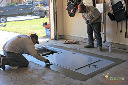 Smart Shelters Concrete
