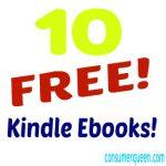 Kindle Ebooks Free List!