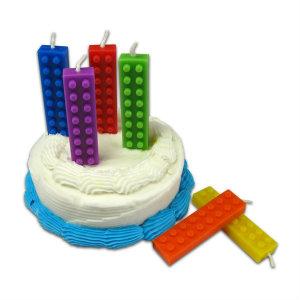 Lego Candles