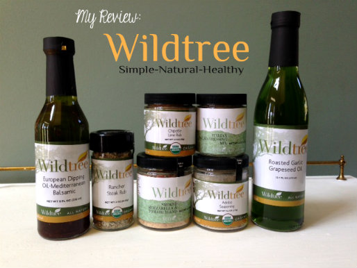 My Review: Wildtree All Natural Products…plus a GIVEAWAY!!