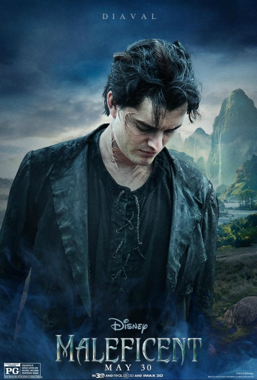 Sam Riley Maleficent Interview