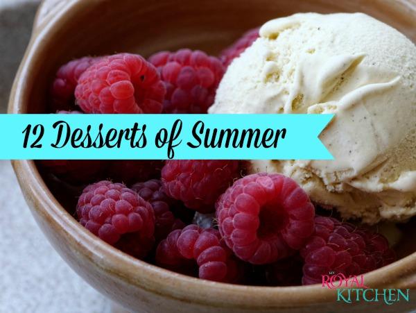 12 Desserts of Summer