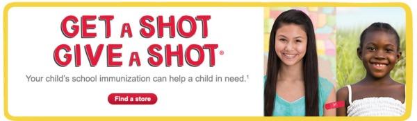 Get a shot