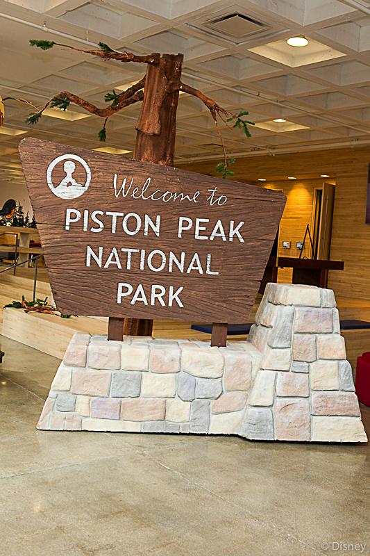 Piston Peak