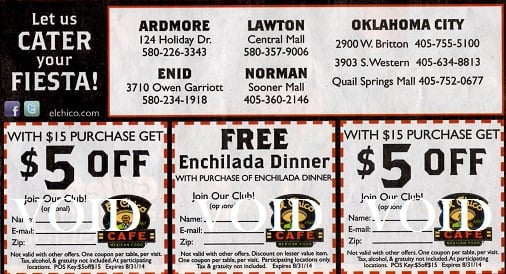 Chico deals coupons