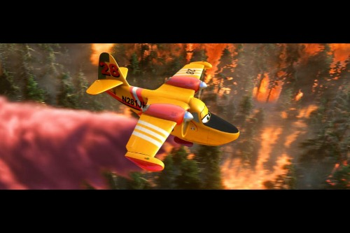 planes fire and rescue forest fire