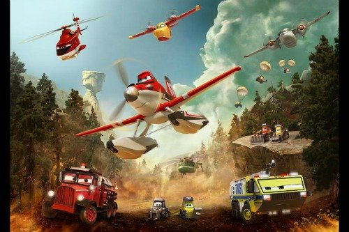 planes fire and rescue group